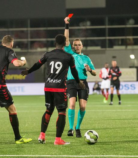 Helmond Sport tekent beroep aan tegen schorsing Maiky Fecunda