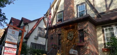 Huis waar Donald Trump zijn eerste levensjaren doorbracht opnieuw op de markt
