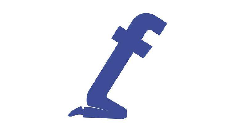 Facebook op de knieën? Beeld Brechtje Rood/Trouw