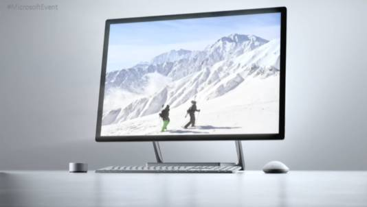 De Surface Studio
