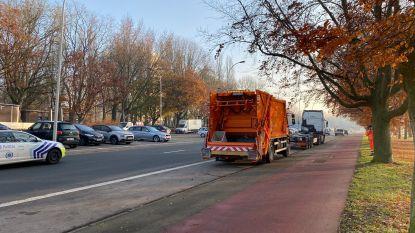 """Vuilnismannen vinden verdacht voorwerp in lading in Antwerpen: """"Geen gevaar"""""""