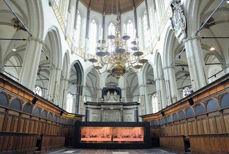 Kamer wil weten waarom grote kerken steeds subsidie mislopen trouw - Schilderij kamer jongen jaar ...