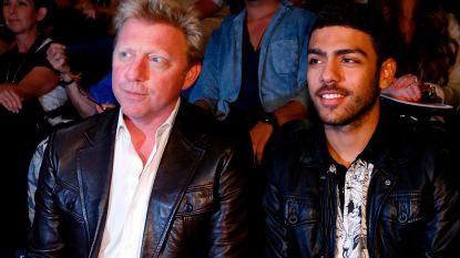 """Zoon van Boris Becker klaagt Duits parlementslid aan dat hem """"kleine halfneger"""" noemde"""
