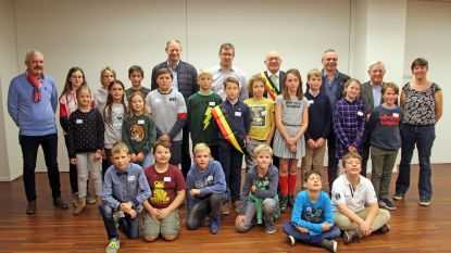 Guillaume Vanhamme is kinderburgemeester