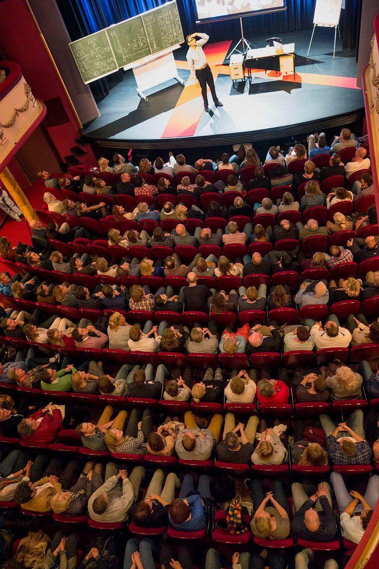 In de Kleine Komedie, 2015 Beeld Hans Samsom