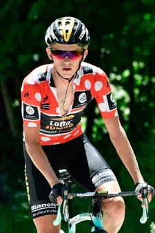 Koen Bouwman naar Vuelta