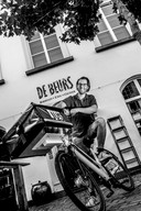 Horeca ondernemer Casper van Hesteren: ,,Bezorgen is een blijvertje.''