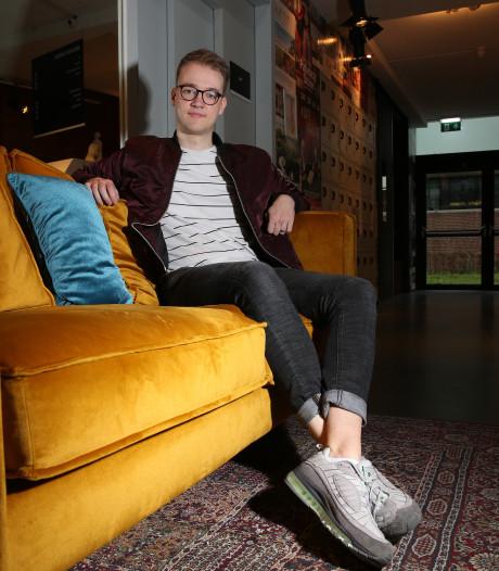 Jong en homo in de Achterhoek? Colin biedt lhbt'ers veilige plek in Doetinchem