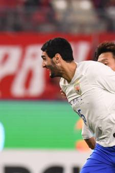 Le Shandong Luneng battu malgré un but de Fellaini