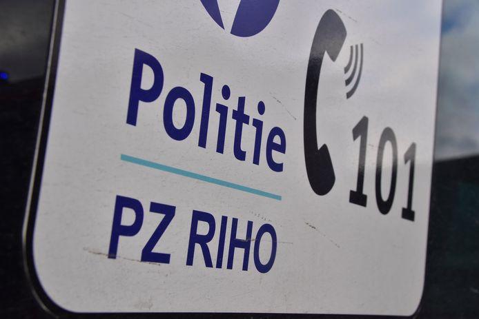 De politie van de zone RIHO onderzoekt de diefstal met braak.