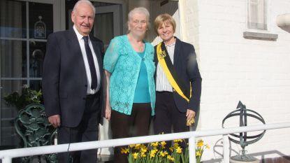 Kamiel en Emilienne vieren 65ste huwelijksverjaardag