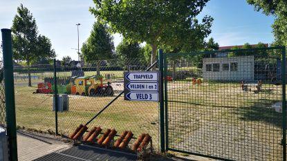 Speelplein aan Lendeleedse sporthal voorlopig enkel in het weekend open