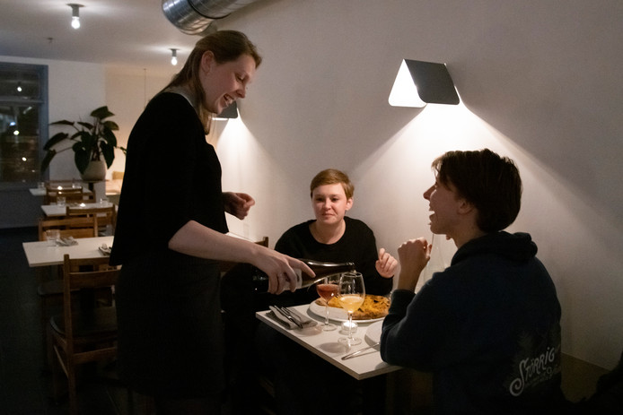 Pizzacafé Desem in Nijmegen.