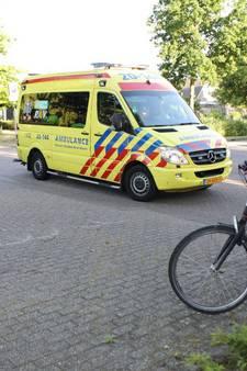 Fietser in Tilburg gewond geraakt door aanrijding