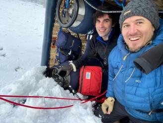 "Bjorn (40) belandt per toeval met luchtballon boven Brussels Airport: ""Unieke ervaring, mét toestemming"""