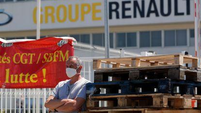 """""""Renault schrapt 5.000 banen tegen 2024"""""""