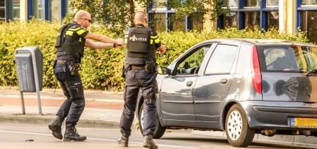 Twee Soesters met getrokken pistool aangehouden in Amersfoort