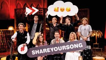 Artiesten van 'Liefde voor Muziek - De Reünie' lanceren #ShareYourSong voor Rode Neuzen Dag