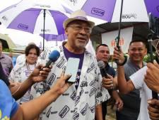Suriname lijkt af te rekenen met Bouterse: VHP stevent af op winst verkiezingen
