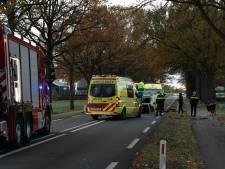 Twee gewonden bij eenzijdig ongeval in Enschede