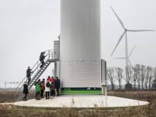 Beuningen gaat voor XL-windmolens langs A73