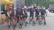 Zeven jaar na zwaar ongeval en zeven operaties later: Jan (40) fietst 800km naar Schotland