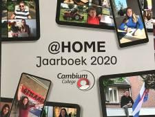 Uniek jaarboek Cambium: geen schoolfoto's maar 'thuisselfies'