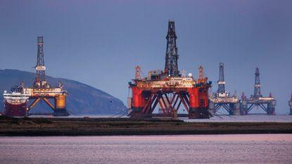 Activisten van Greenpeace bezetten olieplatform voor Schotse kust