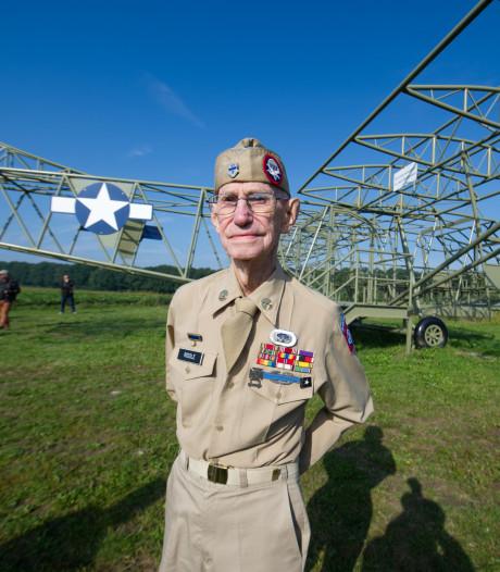 Market Garden-veteraan Clinton Riddle (98) overleden