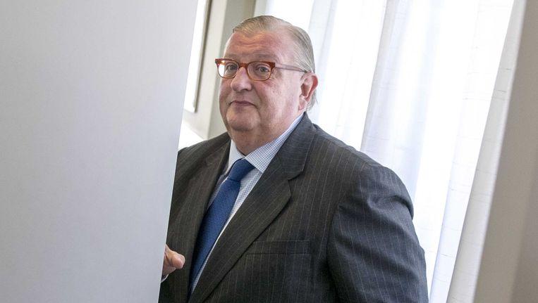 VVD-voorzitter Keizer. Beeld anp