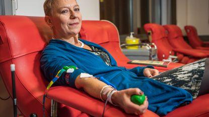 Rode Kruis zoekt 42.857 extra bloeddonoren: recordhouder Rit ging al meer dan 830 (!) keer doneren
