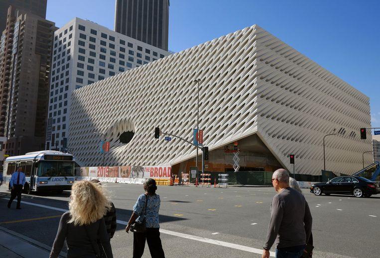The Broad in Los Angeles. Beeld AP