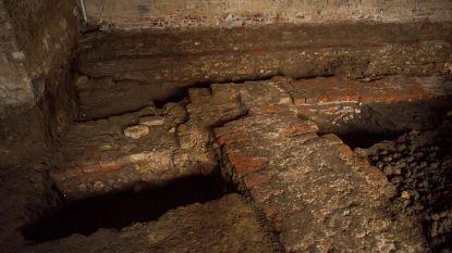 Archeologische vondsten bij renovatiewerken klooster