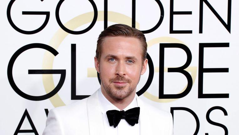 Ryan Gosling, hoofdrolspeler in La La Land. Beeld EPA