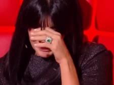 """""""Pardon"""": Jenifer en larmes sur le plateau de The Voice Kids"""