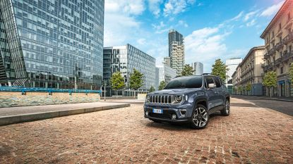 Jeep Renegade, born to be wild