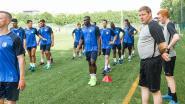 """Ook AA Gent hervat training: """"Dit is weer waar je moet in kunnen voetballen"""""""