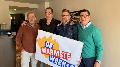 De 'Warmste Weeklo' komt eraan: Rob Vanoudenhoven is peter van het initiatief voor de Warmste Week