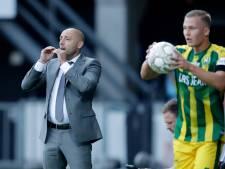 ADO Den Haag-trainer Rankovic bij debuut al in lastig parket: 'Ik had geen alternatief'