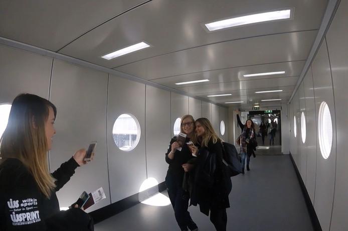 Studenten Fontys onderweg naar de USA.