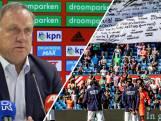 Advocaat over fans: 'Hebben zich goed gedragen'