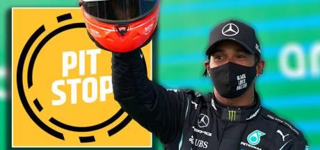 Podcast | 'Hetzelfde presteren als Schumi, daar durfde Hamilton niet eens aan te denken'