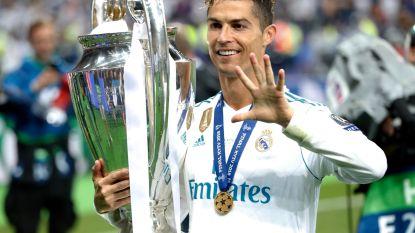 Real Madrid heeft nu al heimwee naar de goals van Cristiano Ronaldo