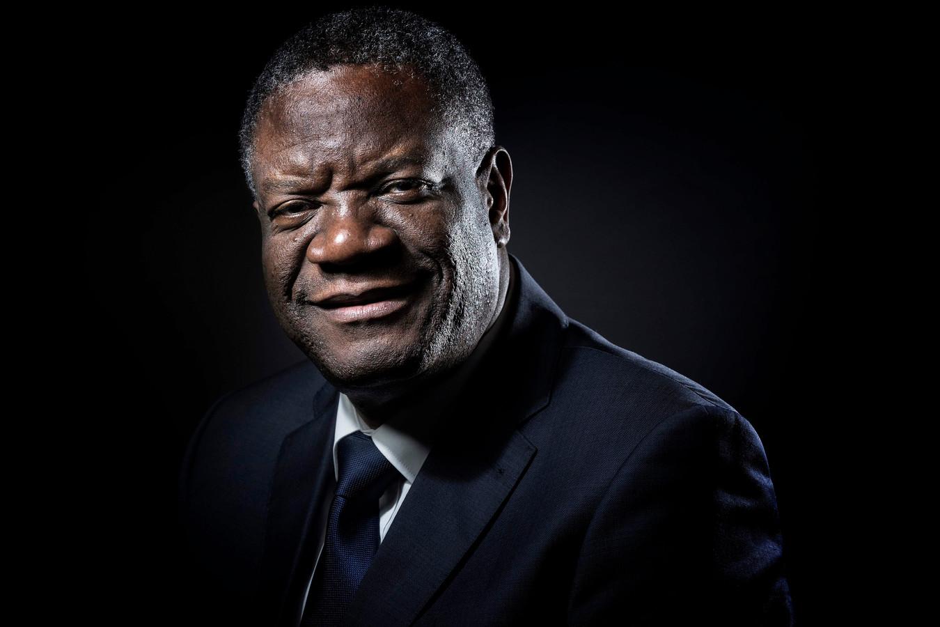 Le Dr Denis Mukwege.