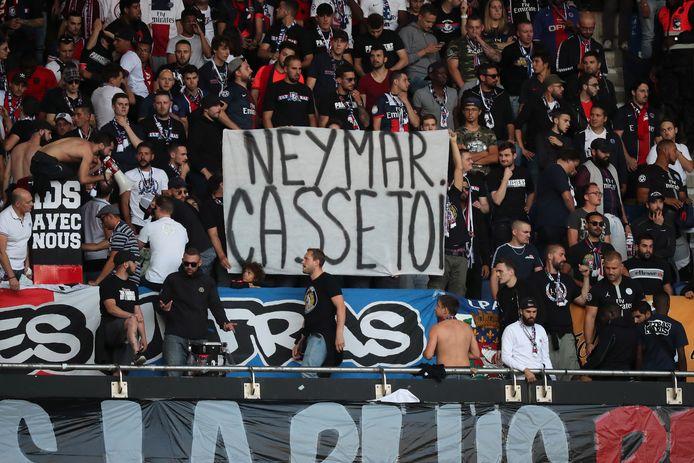 'Neymar, ga weg!'
