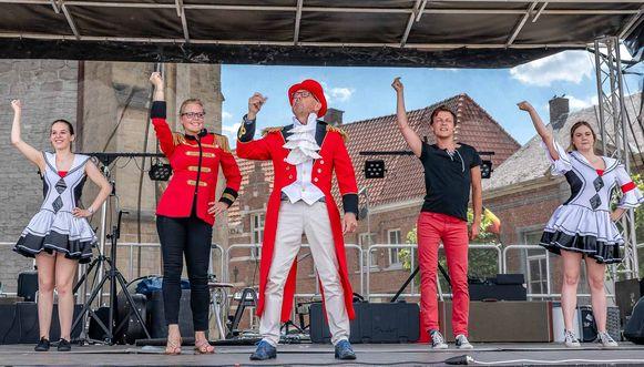 Staf Meirte van ShowCarrousel Rupelmonde kreeg de individuele cultuurprijs.