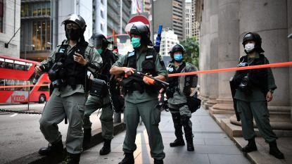 Tientallen arrestaties bij protesten in Hongkong