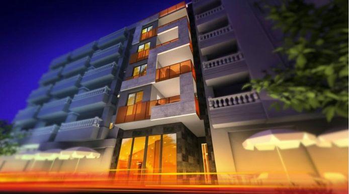 Costa Blanca. Torrevieja, 2 slaap- en badkamers, 105.000 euro.