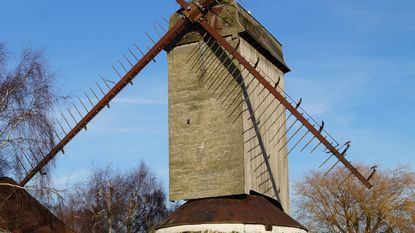 Gemeente koopt Koutermolen voor 2.500 euro