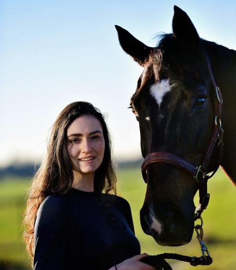 Amazone Thalia Rockx, 'Het is heel speciaal, die klik die je met je paard hebt'